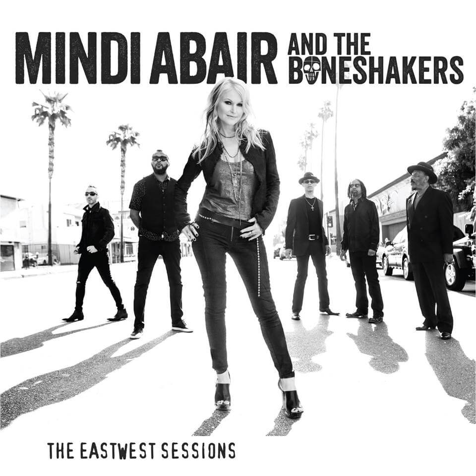 Mindi Abair album cover