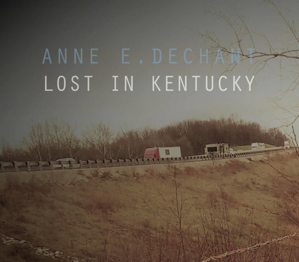 Anne E DeChant CD cover 2018