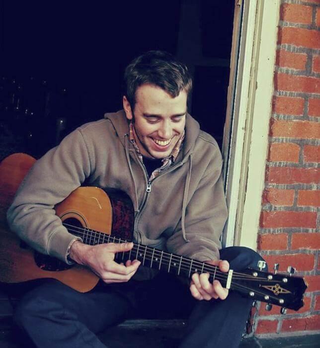 Brett Helling guitar