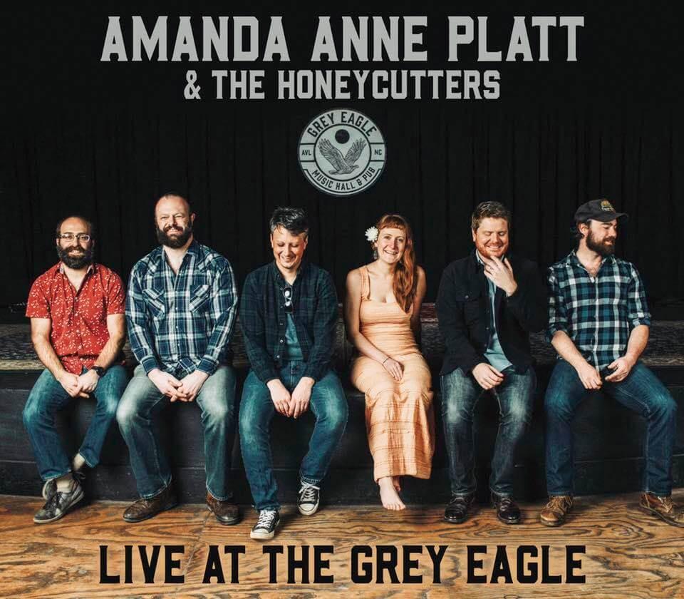 Amanda Anne Platt Live at the Grey Eagle