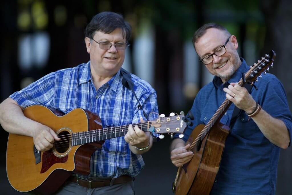 John Sherman and Randy Clepper 2019