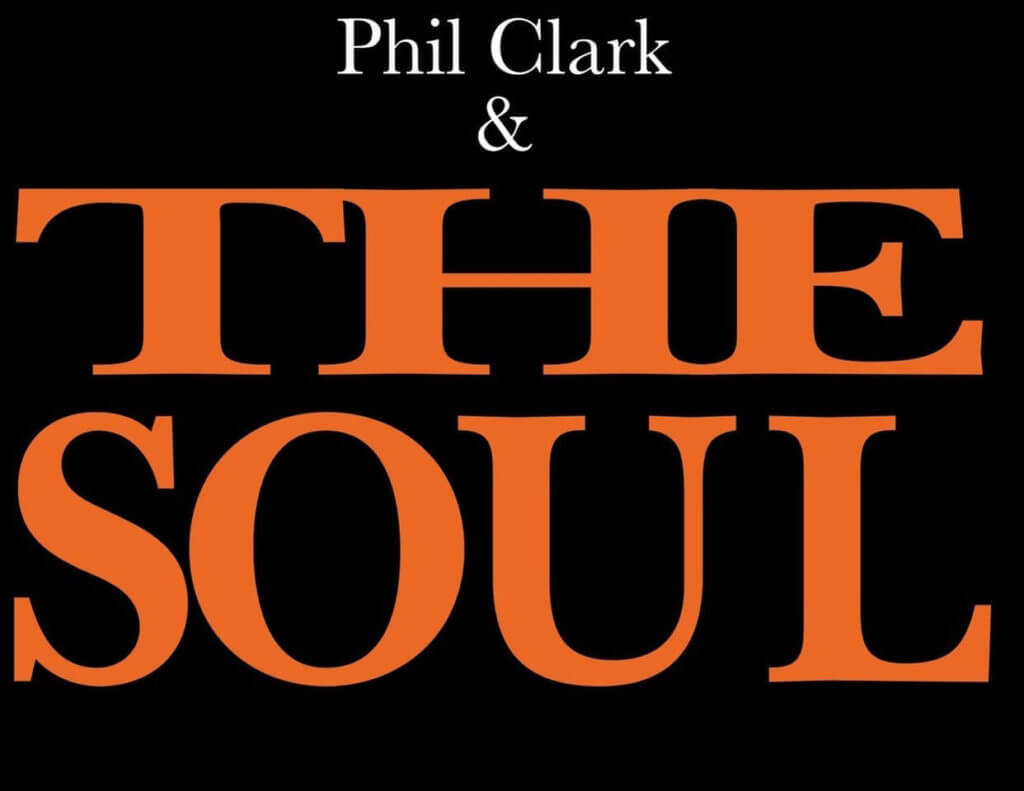 Phil Clark and the Soul logo