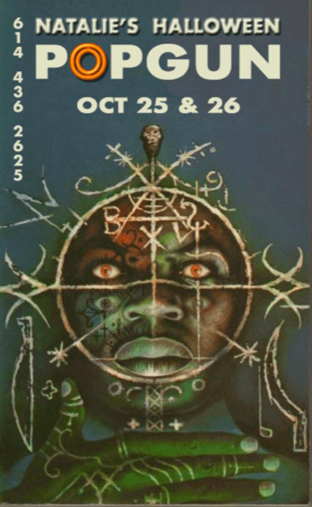 Voodoo Halloween poster 2019-1