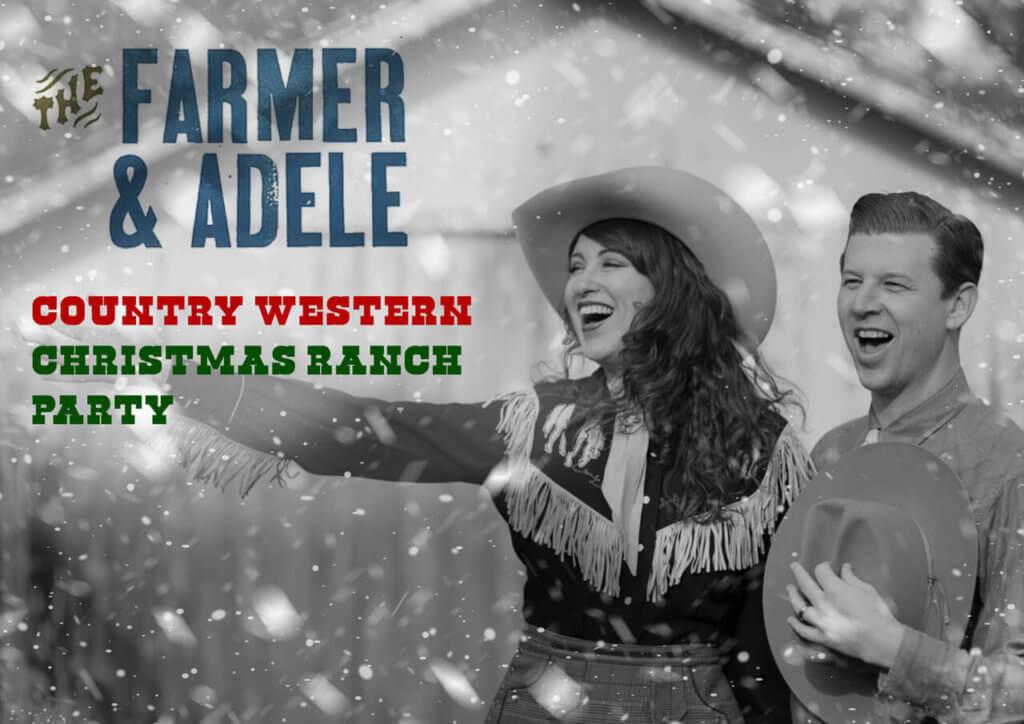 Farmer and Adele Christmas 2019