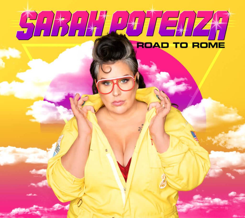 Sarah Potenza cd cover 2019