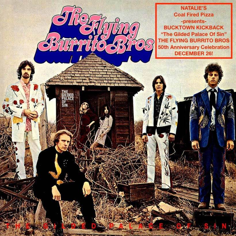 BTKB 122619 Natalie's - Flying Burrito Bros. '69 Tribute