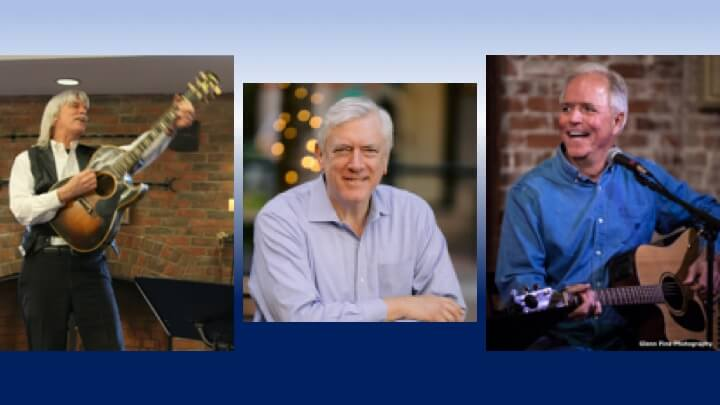 Jasey Schnaars, Parker MacDonell, Keith Larsen pic