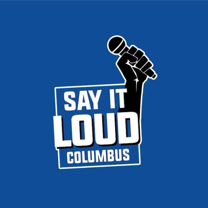 Say it Loud Columbus logo (2)