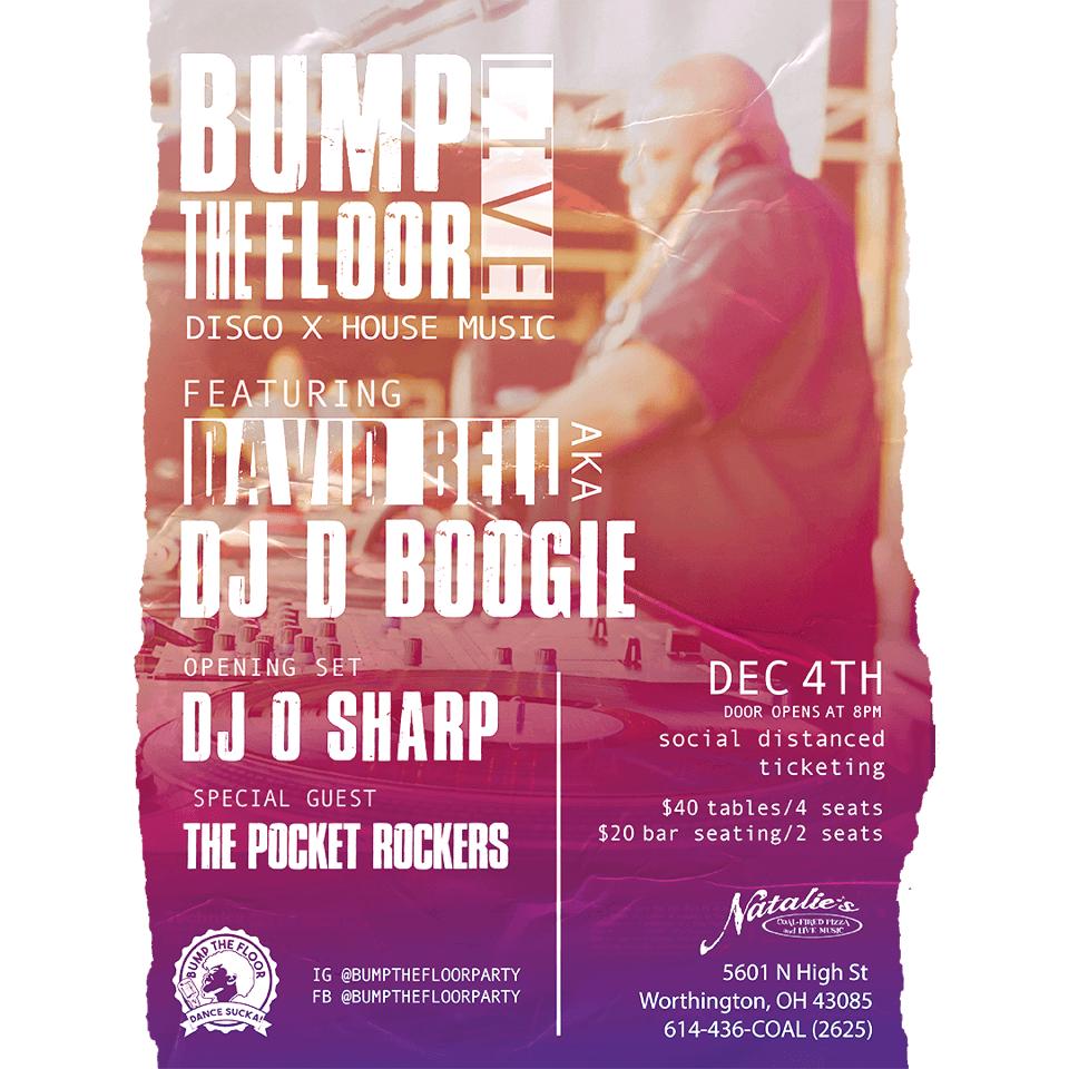 Bump the Floor flyer2