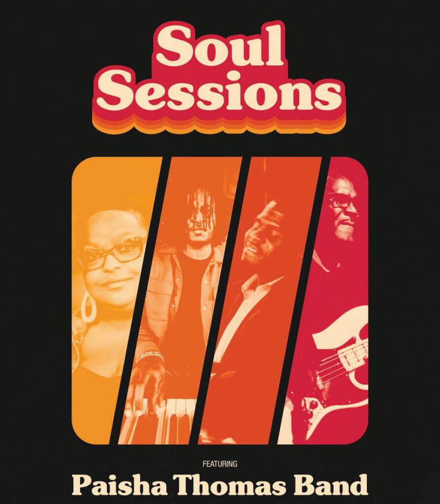Paisha Thomas Soul Sessions logo